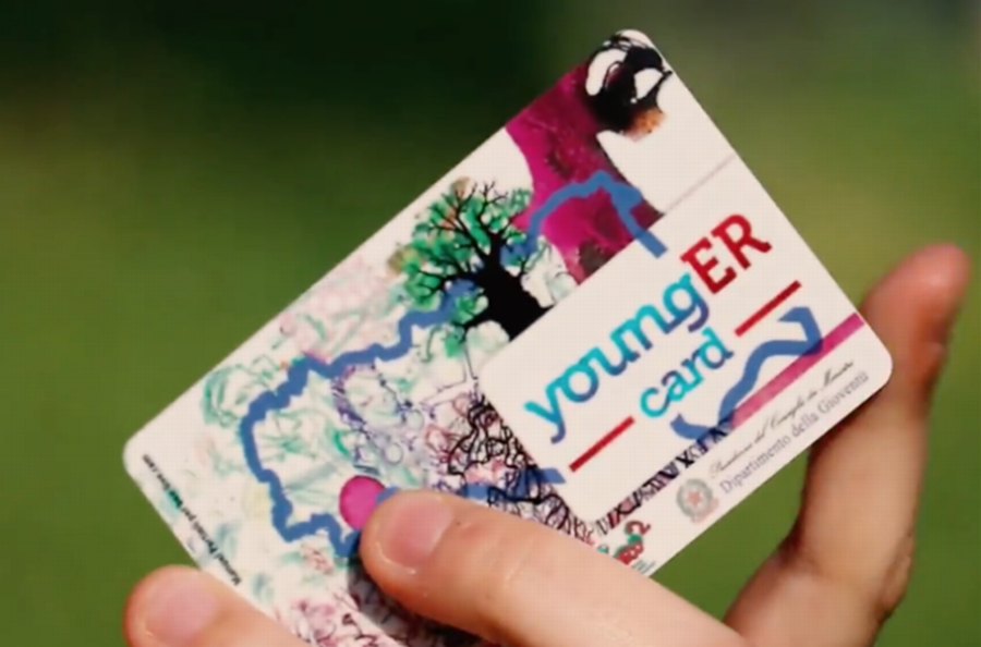 YoungERcard...